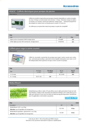 Horloge filtration notice manuel d 39 utilisation for Notice filtration piscine
