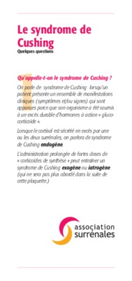 Syndrome des notice manuel d 39 utilisation for Syndrome miroir