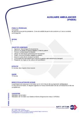 dossier inscription auxiliaire ambulancier notice manuel d 39 utilisation. Black Bedroom Furniture Sets. Home Design Ideas