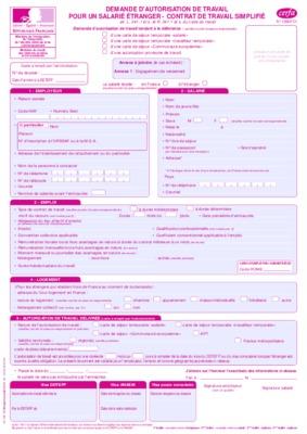 Formulaire cerfa notice manuel d 39 utilisation for Cerfa 13406
