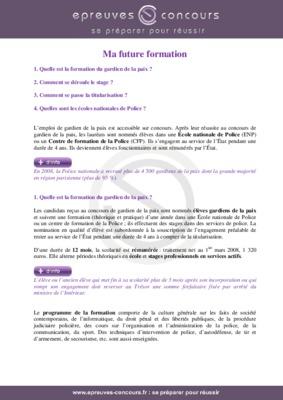 Formation gardien d notice manuel d 39 utilisation - Egerie formation gardien d immeuble ...