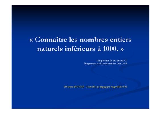 Chapitre 1 Calcul Numerique Maths Collection Phare 3eme ...