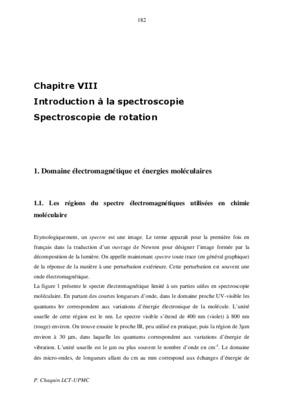 Cours spectroscopie uv visible pdf