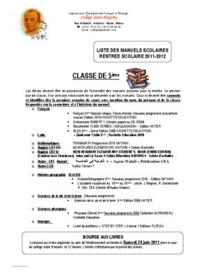 Fleurs D Encre 5eme.pdf notice & manuel d'utilisation