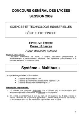 Concours tafem encg pdf