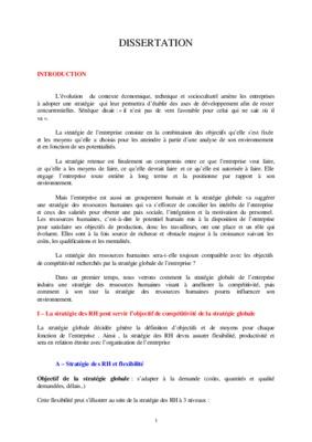 Exemple De Dissertation En Economie.pdf notice & manuel d ...