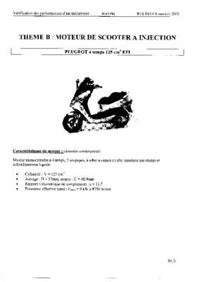 revue technique scooter peugeot sx notice manuel d 39 utilisation. Black Bedroom Furniture Sets. Home Design Ideas