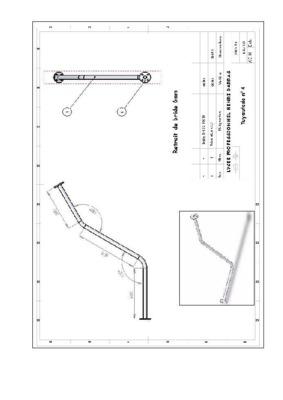 Cours de tuyauterie industriel en ligne listes des fichiers pdf cours de notice - Exercice dessin industriel coupe et section ...