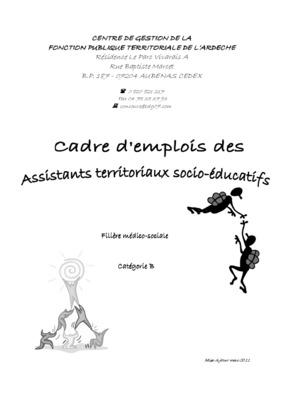 Socio notice manuel d 39 utilisation - Grille assistant socio educatif principal ...
