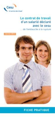 Avenant Au Contrat De Travail Cesu.pdf notice & manuel d'utilisation