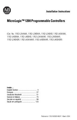 1762 l24bwa micrologix 1200 manual
