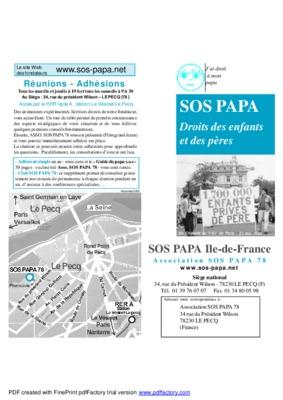 Resume l histoire d ali papa marchand de notice - Guide du papa ...