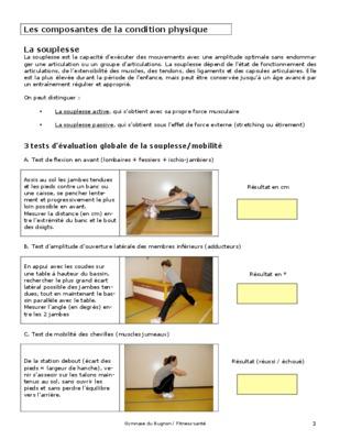 Exercice De Souplesse De Gardien De But.pdf notice ...