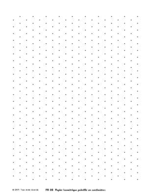 Connu Tramme Pour Trces Isometrique A4.pdf notice & manuel d'utilisation QS95