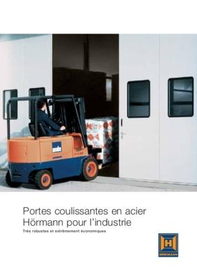 Montage de ressort notice manuel d 39 utilisation for Porte de garage basculante hormann pleine en acier
